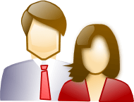 Image of a couple of people