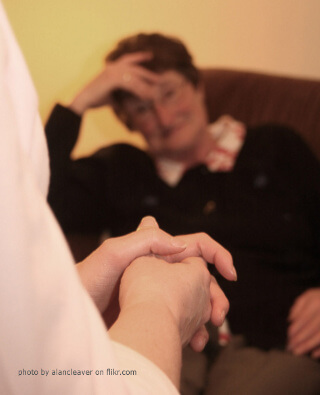 Image of Counselling in action